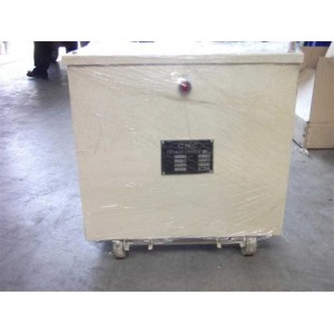 หม้อแปลง 380V  3P  output 200/220 3P 20KVA