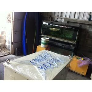 หม้อแปลง input 380/400 VAC  3P  output 200/220 VAC  100KVA