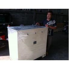 หม้อแปลง input 380/400 VAC  3P  output 200/220 VAC  125KVA